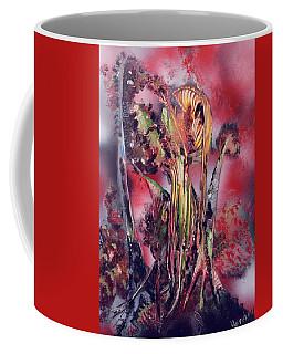 Wild-land Fire Coffee Mug