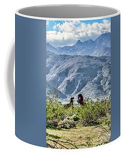 Wild Metal Mustangs Coffee Mug