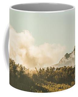 Wild Morning Peak Coffee Mug