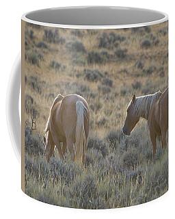 Wild Mustang 3 Coffee Mug