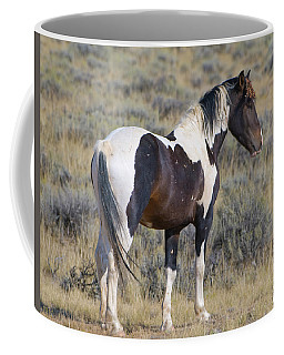 Wild Mustang 6 Coffee Mug