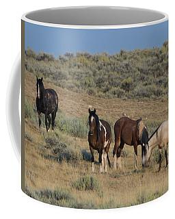 Wild Mustang 7 Coffee Mug