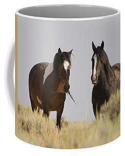 Wild Mustang 9 Coffee Mug