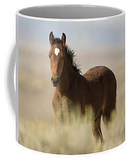 Wild Mustang Colt Coffee Mug