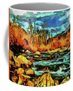 Wild Nature Scenery Coffee Mug
