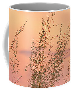 Coffee Mug featuring the photograph Wild Oats by Linda Lees