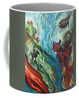 Wild Periscope Collaboration Coffee Mug