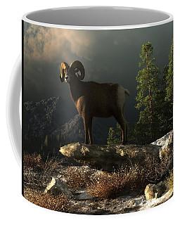 Wild Ram Coffee Mug