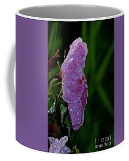 Wild Rose After The Rain Coffee Mug