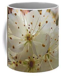 Wild Sand Plum  Coffee Mug