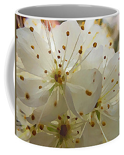 Wild Sand Plum  Coffee Mug