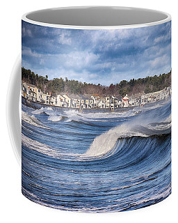 Wild Seas Coffee Mug by Tricia Marchlik