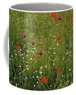 Wild Summer Meadow Coffee Mug