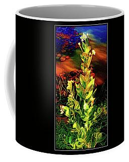 Wild Thai Lake Jasminum - Photo Painting Coffee Mug