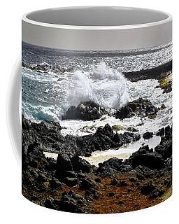 Wild Waters And Lava Rocks Coffee Mug