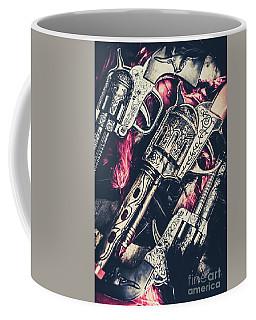 Wild West Weapons  Coffee Mug