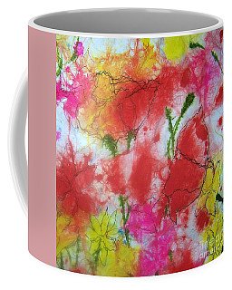Wild, Wild Flowers Coffee Mug