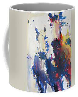Wild Wild Horses Coffee Mug by Robert Joyner