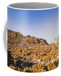 Wild Wilderness Of Stone Geology Coffee Mug