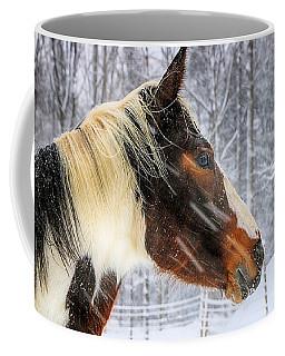 Wild Winter Storm Coffee Mug