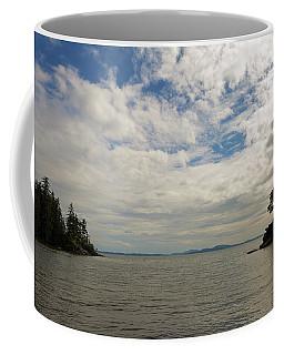 Wildcat Cove In Larrabee State Park Coffee Mug