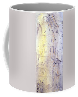 Wilderness Calligraphy - Aspen Tree Coffee Mug