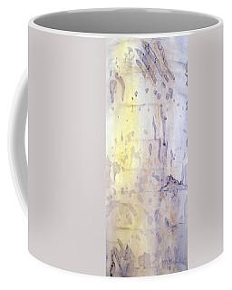 Wilderness Calligraphy - Aspen Tree Coffee Mug