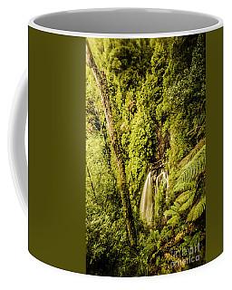 Wilderness Falls Coffee Mug