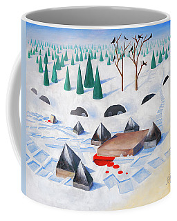 Wilderness Perception Coffee Mug
