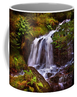 Wilderness. Rest And Be Thankful. Scotland Coffee Mug