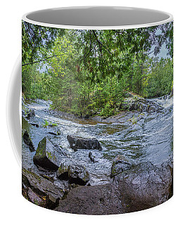 Coffee Mug featuring the photograph Wilderness Waterway by Bill Pevlor