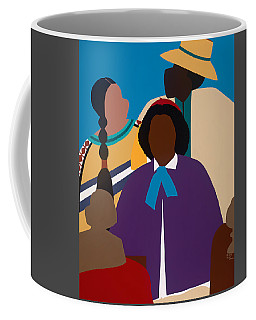 Wildfire A Tribute To Edmonia Lewis Coffee Mug