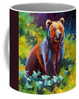 Wildflower Grizz Coffee Mug
