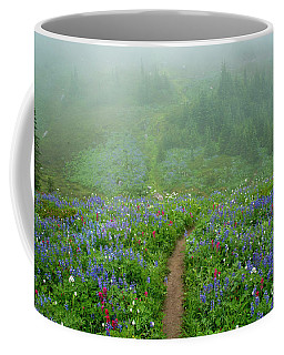 Wildflower Meadow Trail Coffee Mug