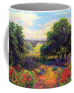 Wildflower Meadows Of Color And Joy Coffee Mug