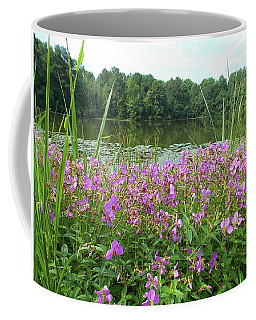 Wildflower Mornings Coffee Mug