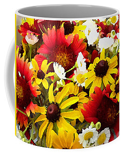 Wildflower Riot Coffee Mug