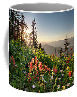 Wildflower View Coffee Mug