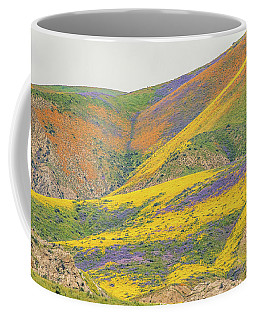 Wildflowers At The Summit Coffee Mug