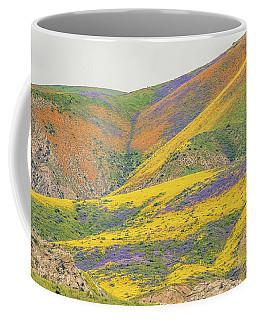 Wildflowers At The Summit Coffee Mug