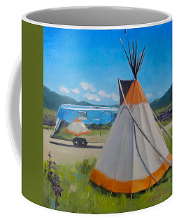 Wildflowers In Angel Fire Coffee Mug
