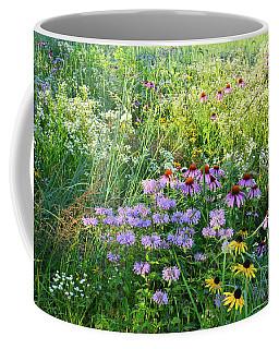 Wildflowers In Moraine Hills State Park Coffee Mug