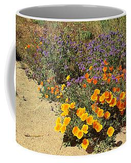 Wildflowers In Spring Coffee Mug