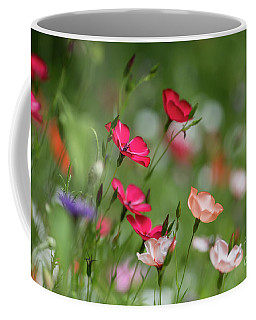 Wildflowers Meadow Coffee Mug