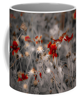 Wildflowers Of The Dunes Coffee Mug