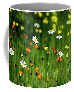 Wildflowers2 Coffee Mug