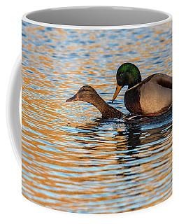 Wildlife Love Ducks  Coffee Mug