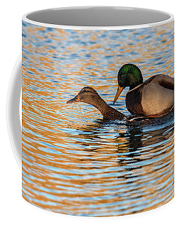 Wildlife Love Ducks  Coffee Mug