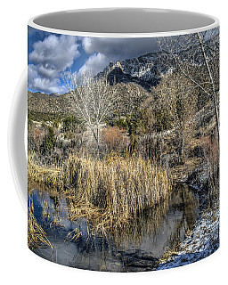Wildlife Water Hole Coffee Mug