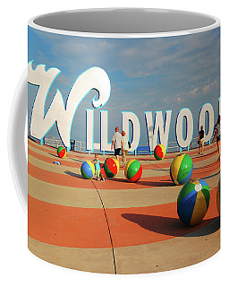 Wildwoods Coffee Mug by James Kirkikis
